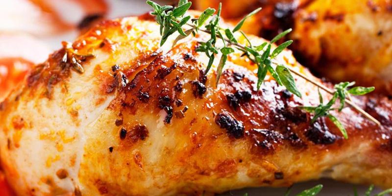 pilon de poulet au cookeo
