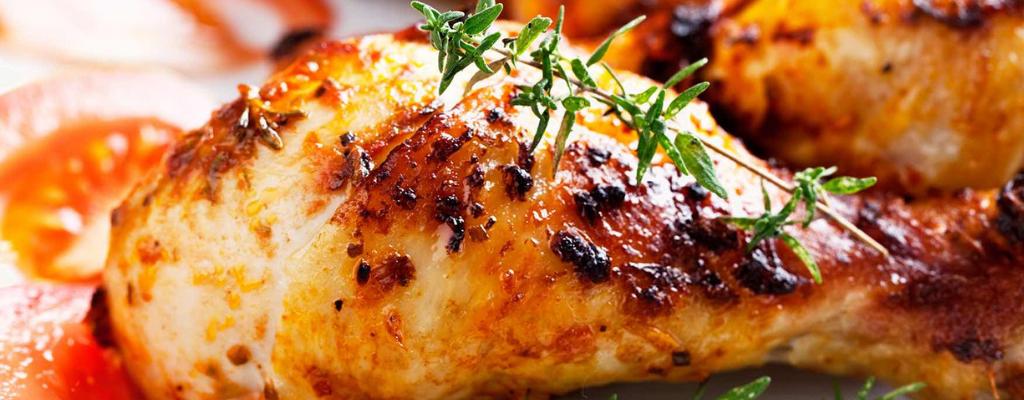 Recette de pilon de poulet au Cookeo